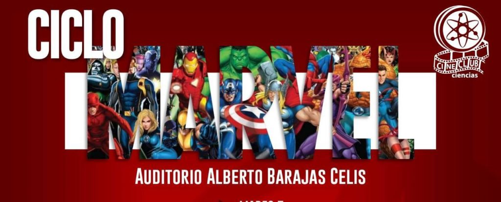 #MarvelEnCiencias